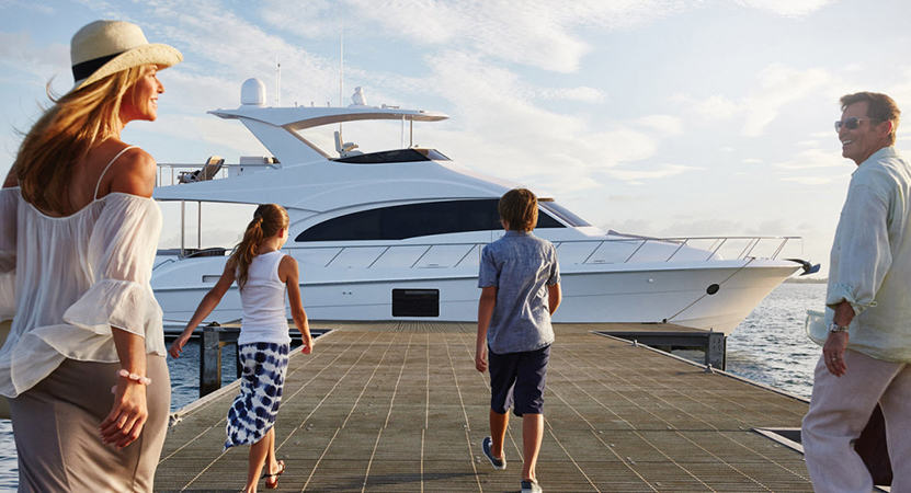Luxury Charters_ Pre and After Booking Support