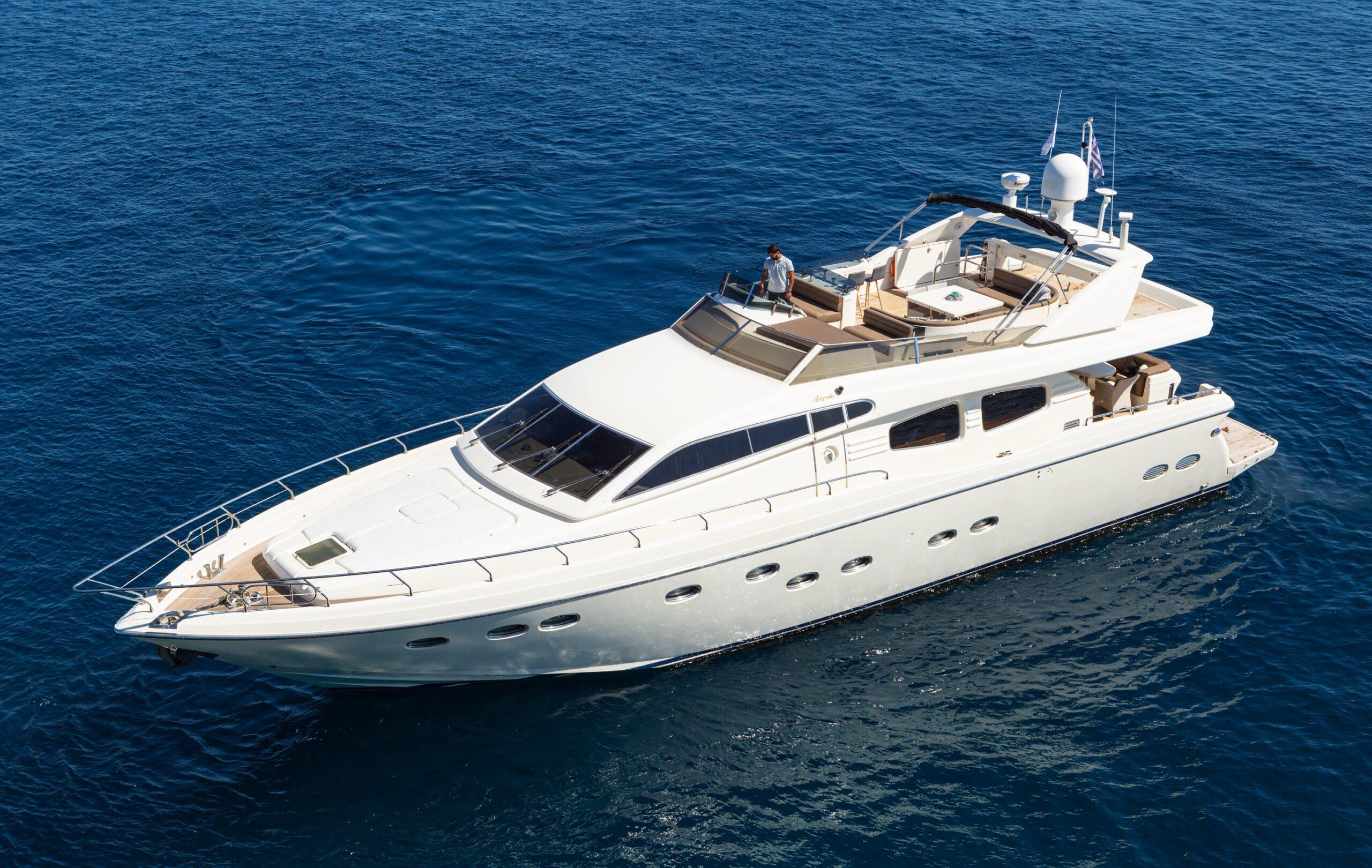 Amoraki Motor Yacht 01
