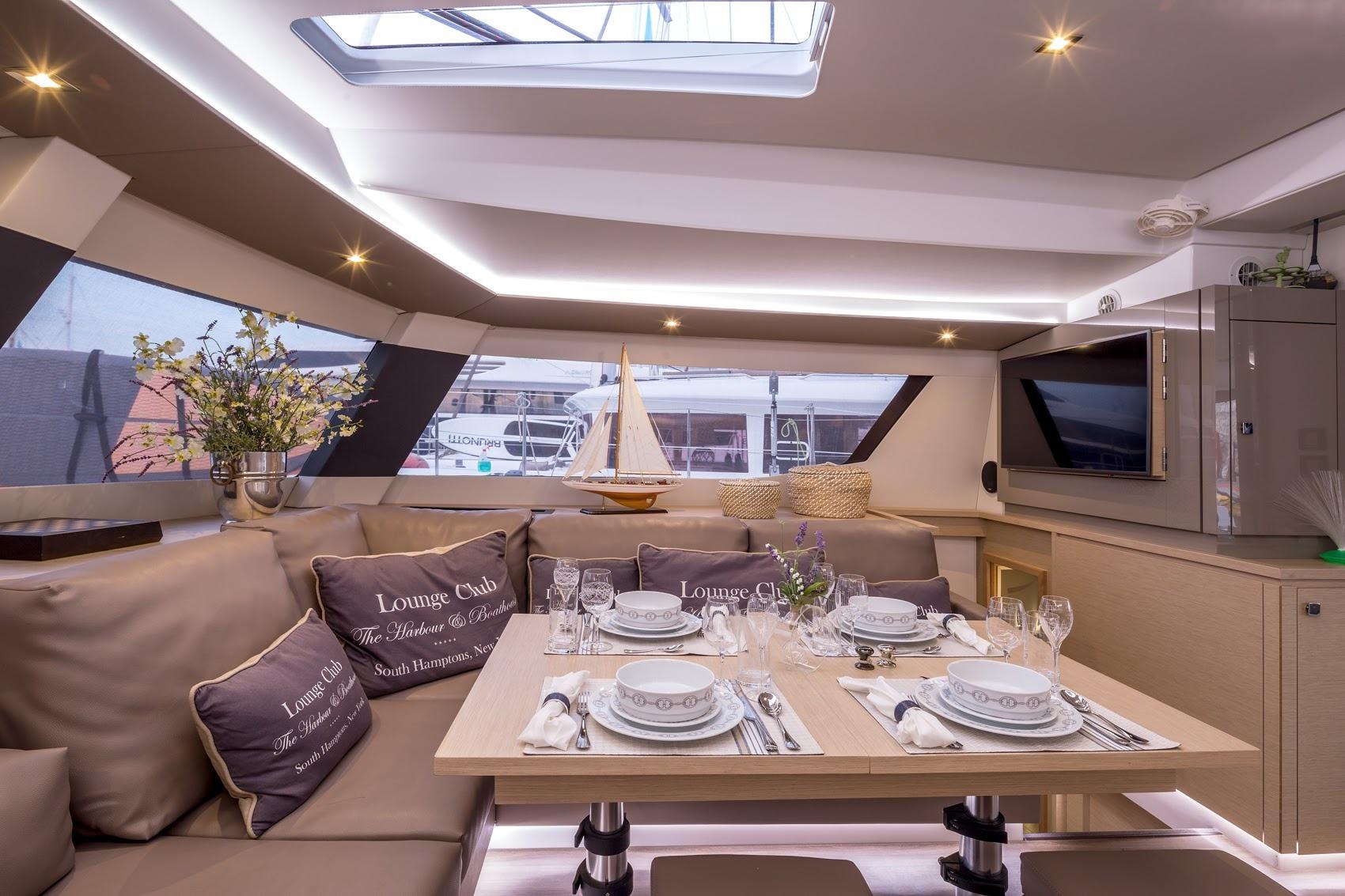 New horizons 2 luxury yacht