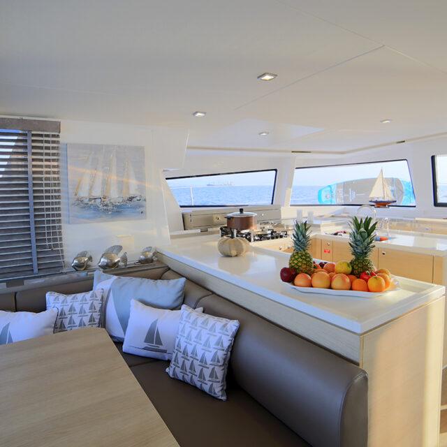 New Horizons 3 Luxury Yacht