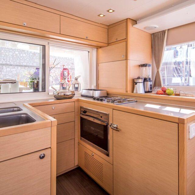 new horizons luxury yacht