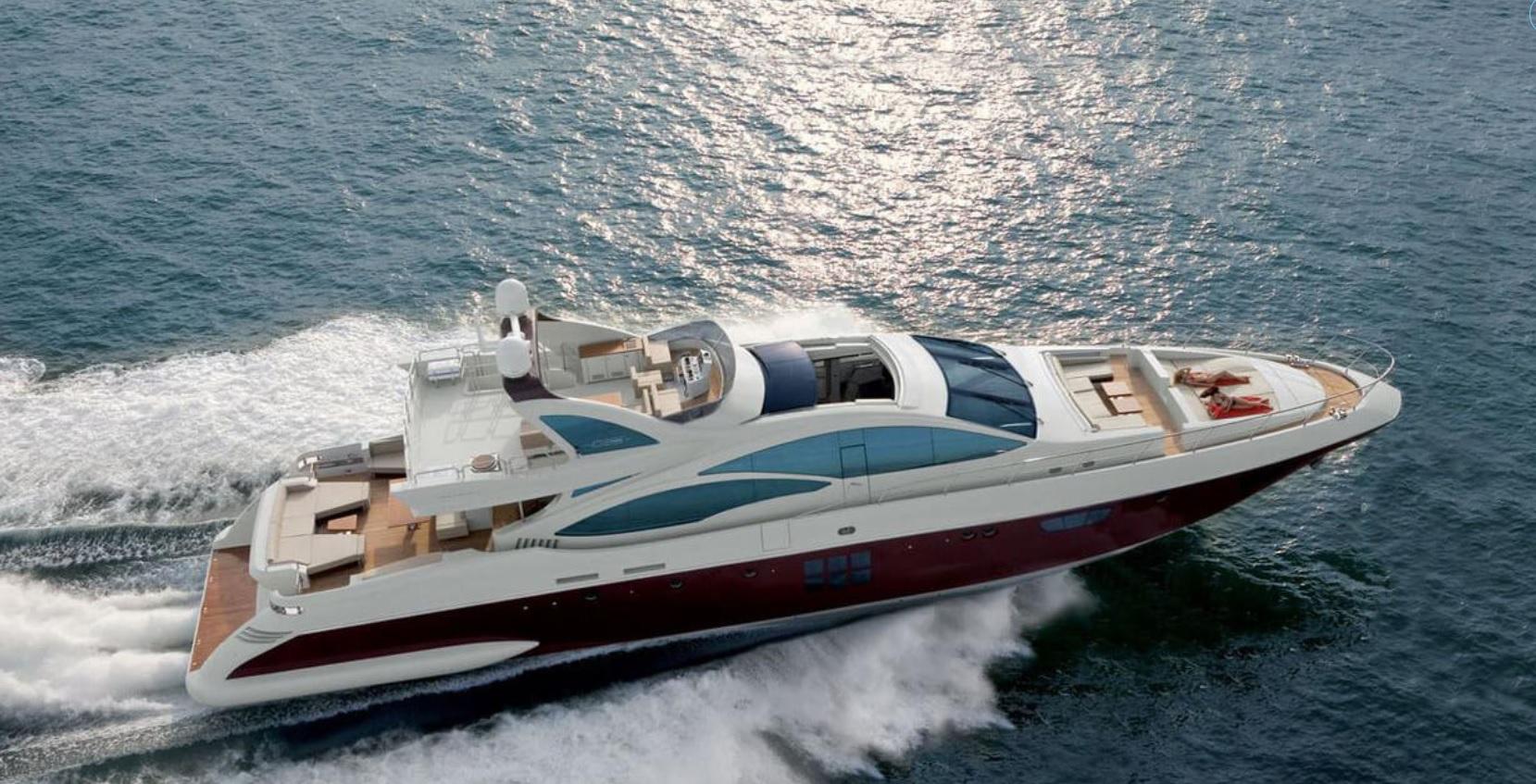 Duke Motor Yacht 02