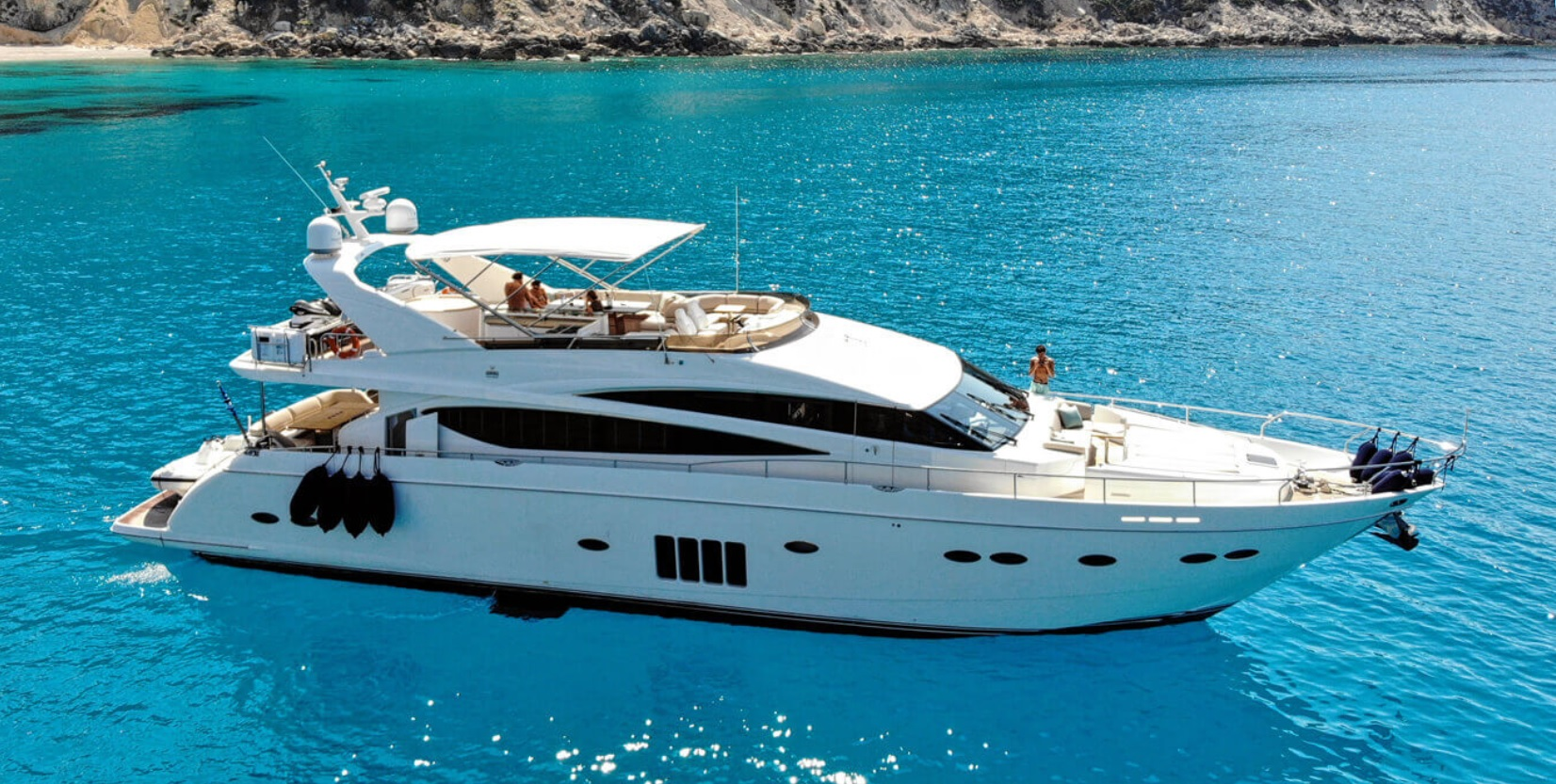 Gia Sena Motor Yacht 01