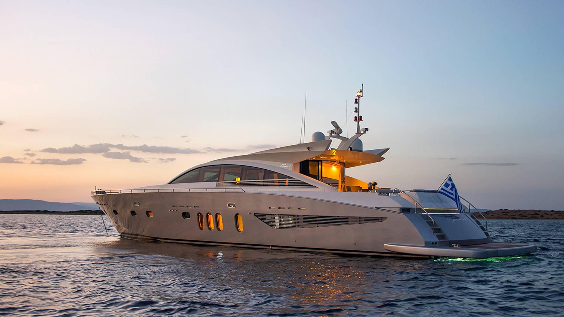 Sun Anemos Motor Yacht 02