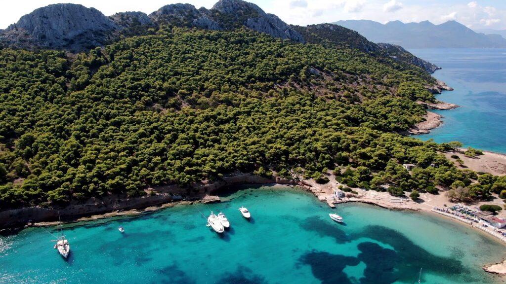 Aegina Day Cruise