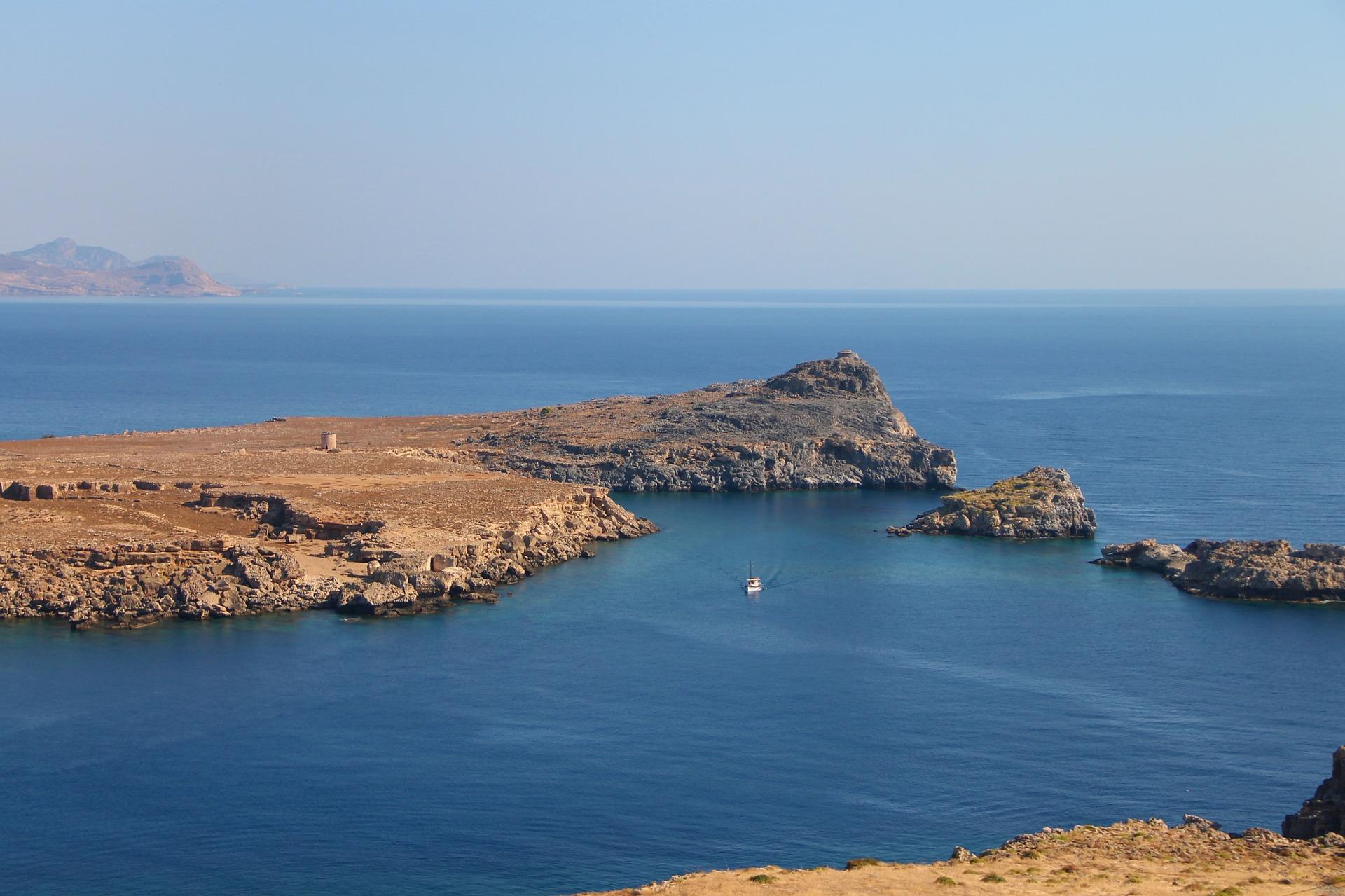 Sailing Dodecanese