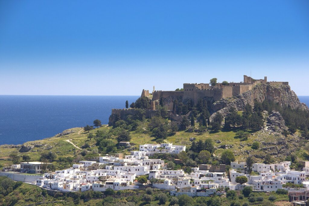 Luxury charters in the Dodecanese