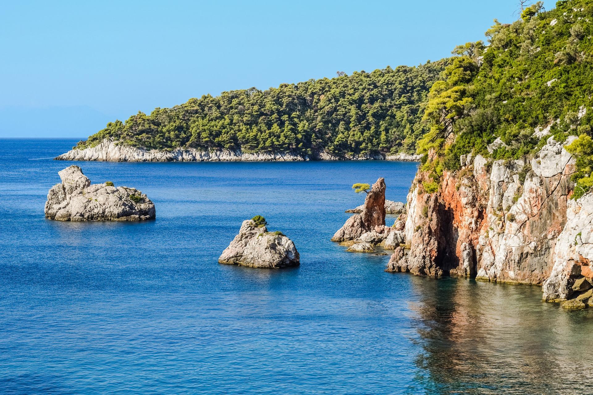 Sailing Sporades
