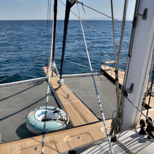Sy Anassa Sailing Yacht 13