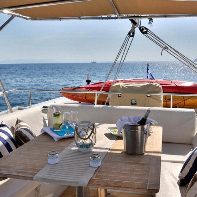 Sy Anassa Sailing Yacht 15