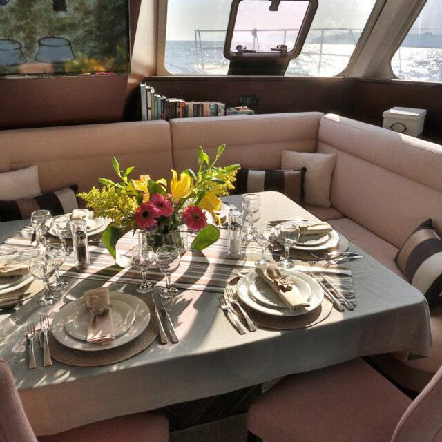 Sy Anassa Sailing Yacht 18