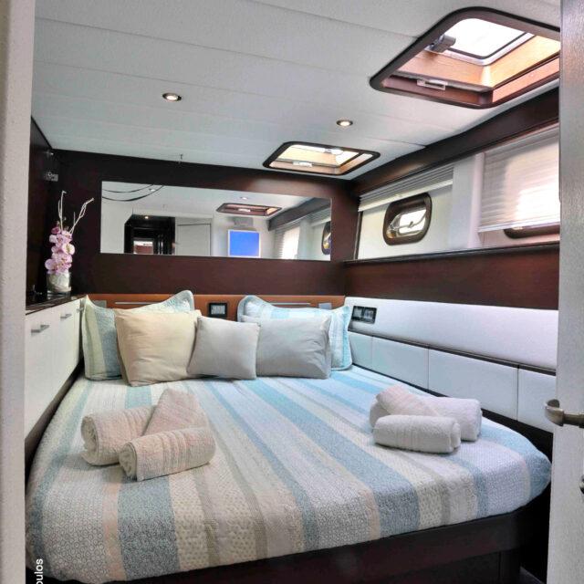 Sy Anassa Sailing Yacht 23