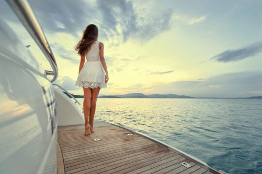 Our Guest Is Our Value Luxury Yachts