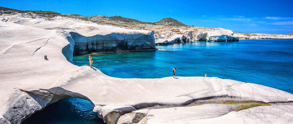 Luxury Charters In Milos