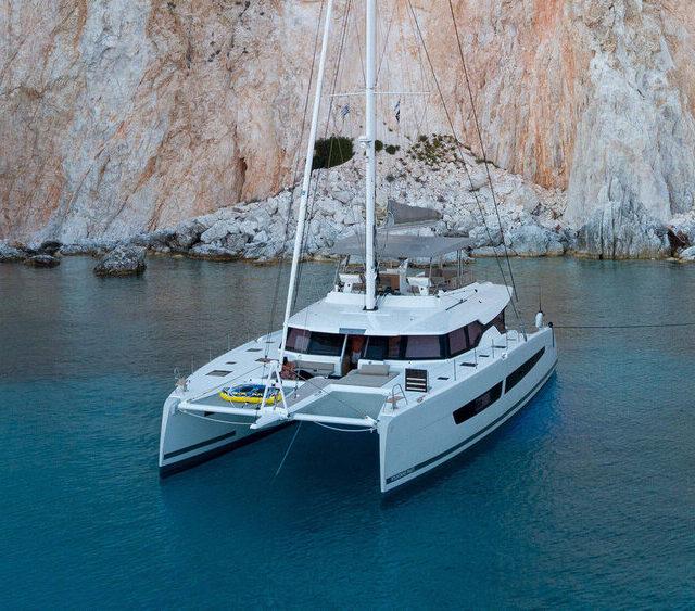 Sy Serenissima Catamaran 01