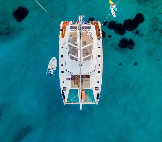 Sy Serenissima Catamaran 03