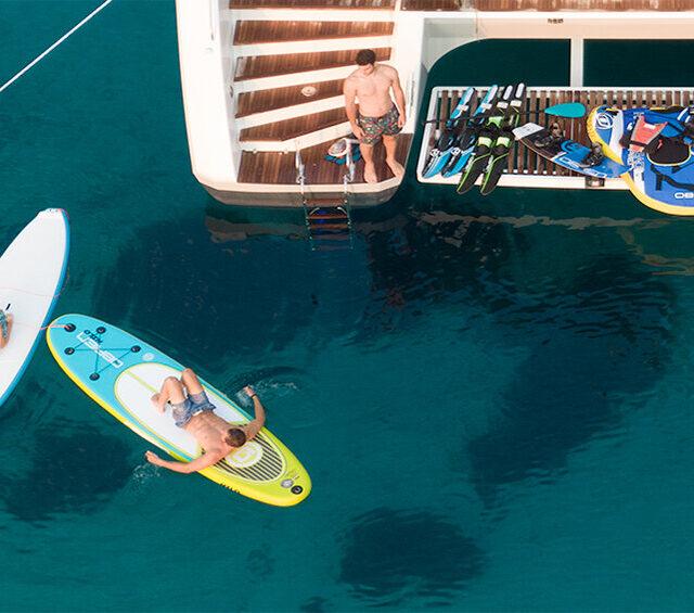 Sy Serenissima Catamaran 04