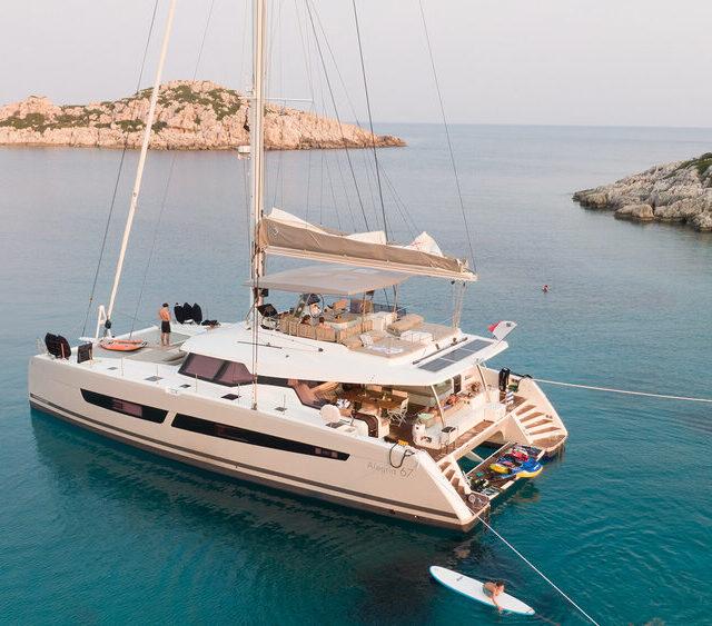 Sy Serenissima Catamaran 05