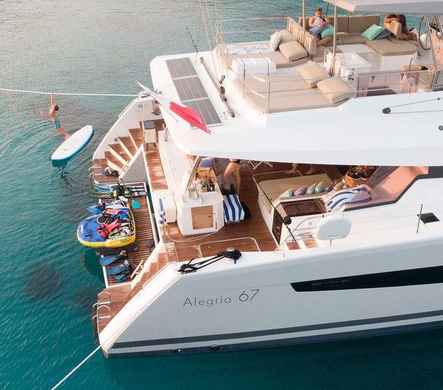 Sy Serenissima Catamaran 06