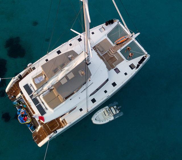 Sy Serenissima Catamaran 07