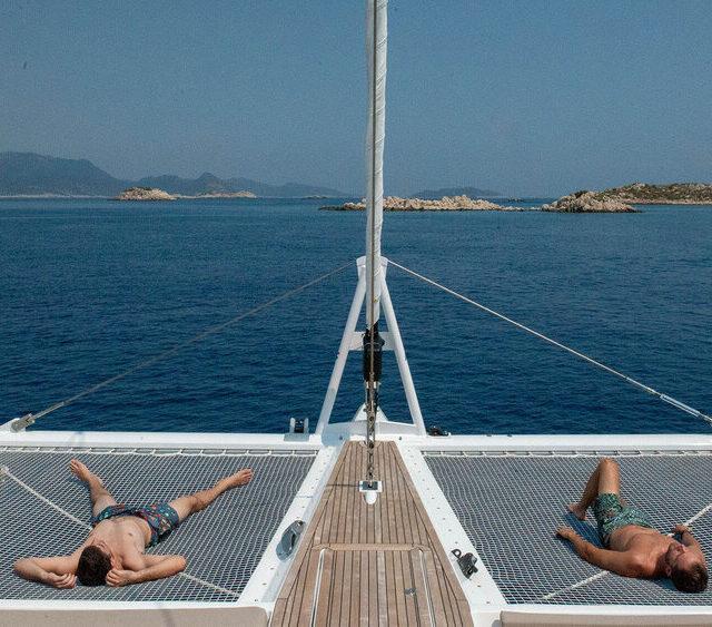 Sy Serenissima Catamaran 08
