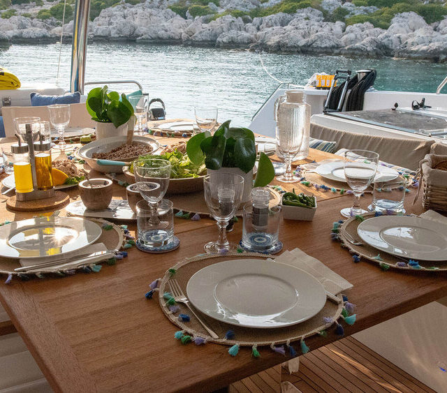 Sy Serenissima Catamaran 09