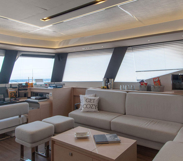 Sy Serenissima Catamaran 11
