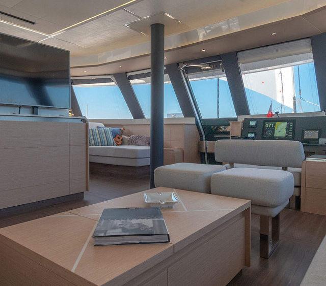 Sy Serenissima Catamaran 12