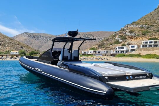 Charter A Luxury Mega Rib