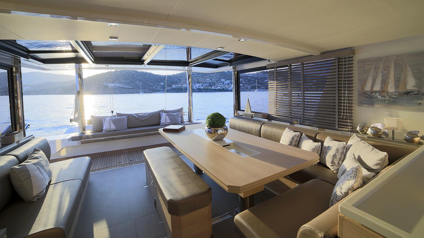 Catamaran Charters In Greece