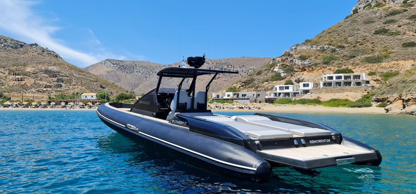 Luxury Sea Transfer